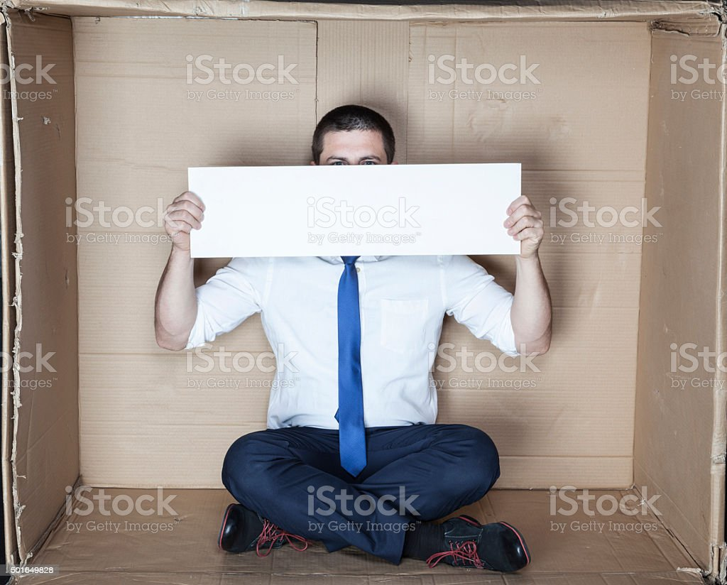 copy space front of you stock photo