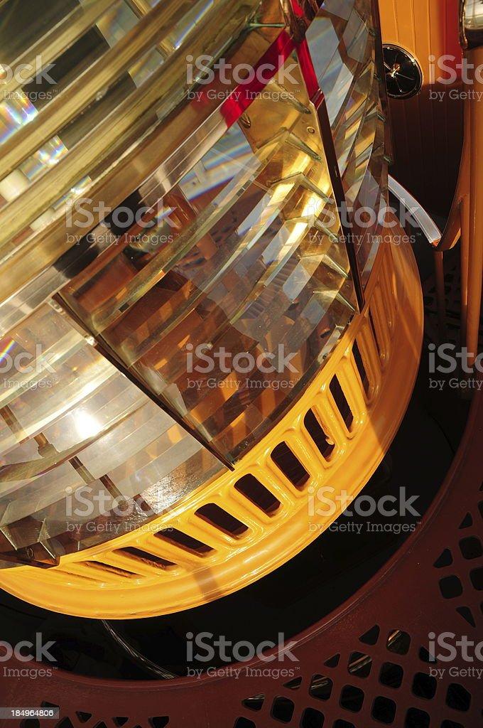 Corbiere lighthouse, Jersey. royalty-free stock photo