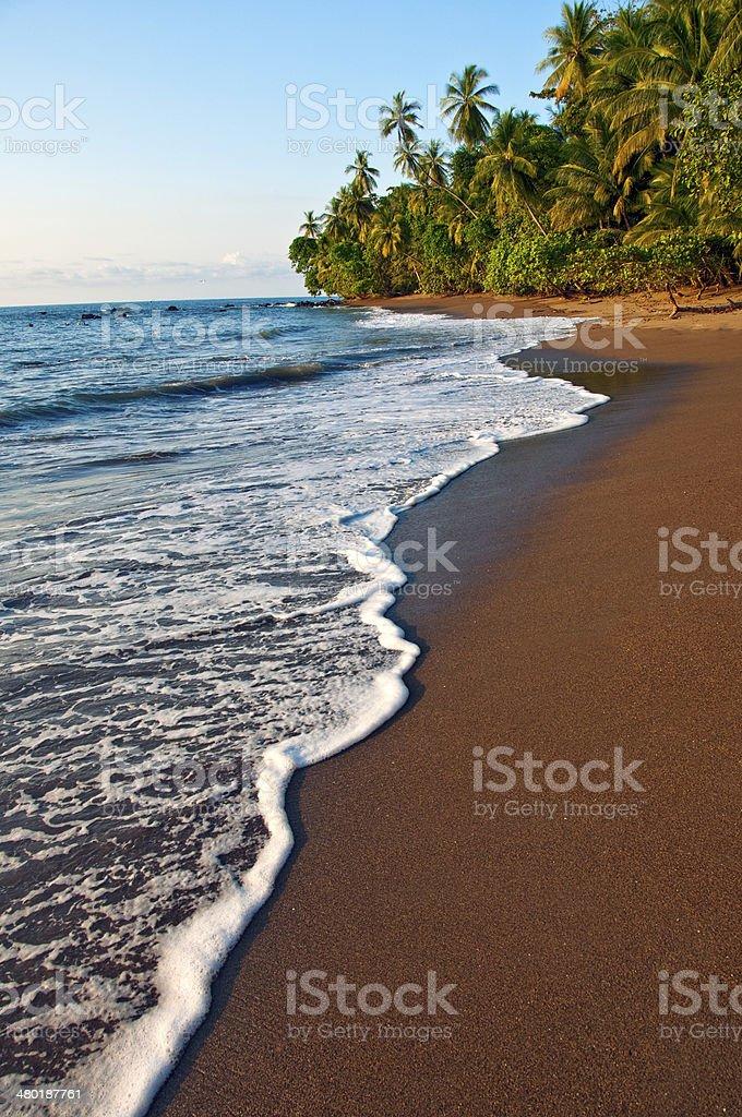 Corcovado Surf stock photo