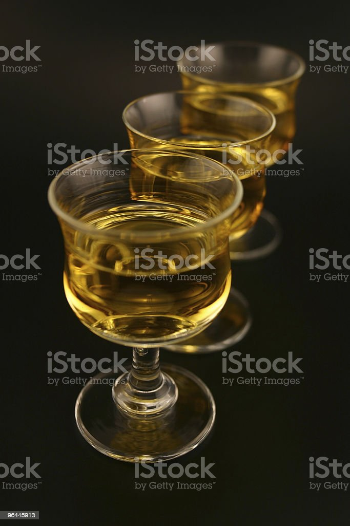 Cordials royalty-free stock photo