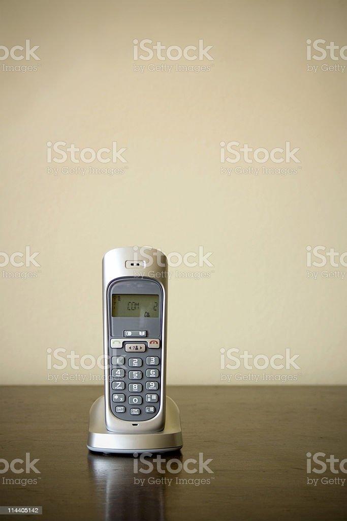 Cordless Phone 1 royalty-free stock photo