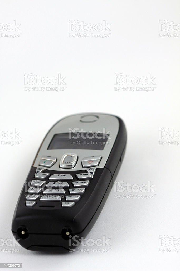 Schnurloses Telefon Lizenzfreies stock-foto