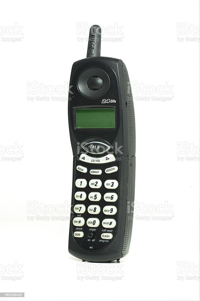 Cordless Phone stock photo