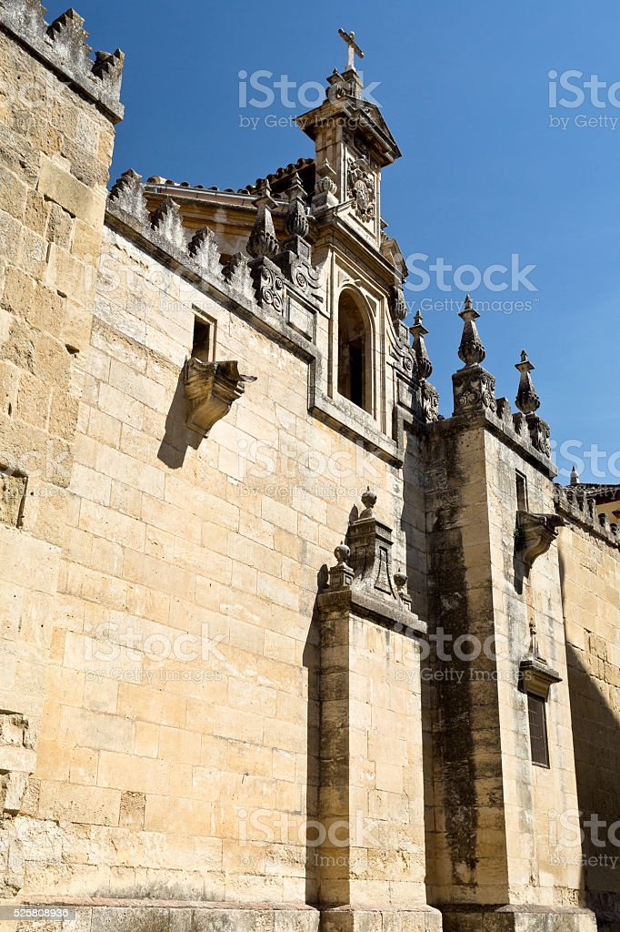 Cordoba Mosque–Cathedral stock photo