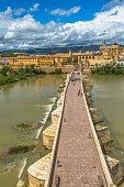 Cordoba skyline Spain