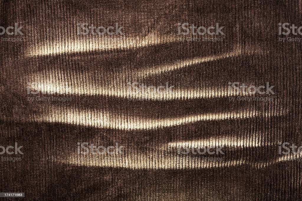 Corduroy background royalty-free stock photo