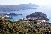 Corfu Island view , Greece