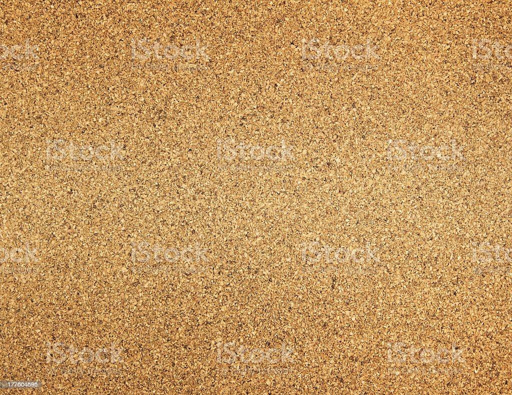 Cork board background royalty-free stock photo