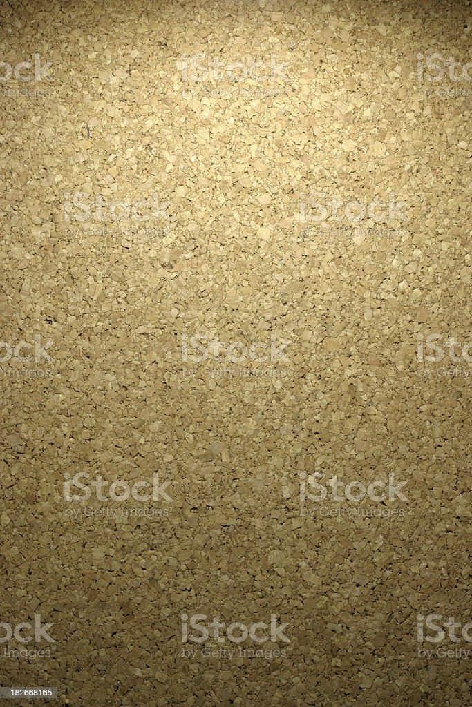 Cork Board Texture royalty-free stock photo