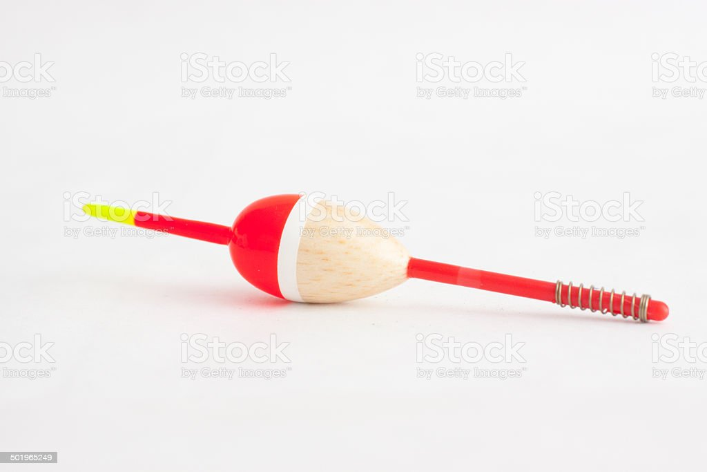 Cork Bobber stock photo