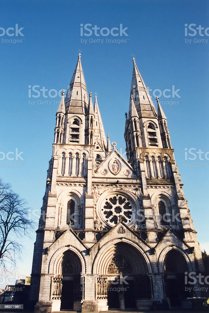cork cathedral royalty-free stock photo