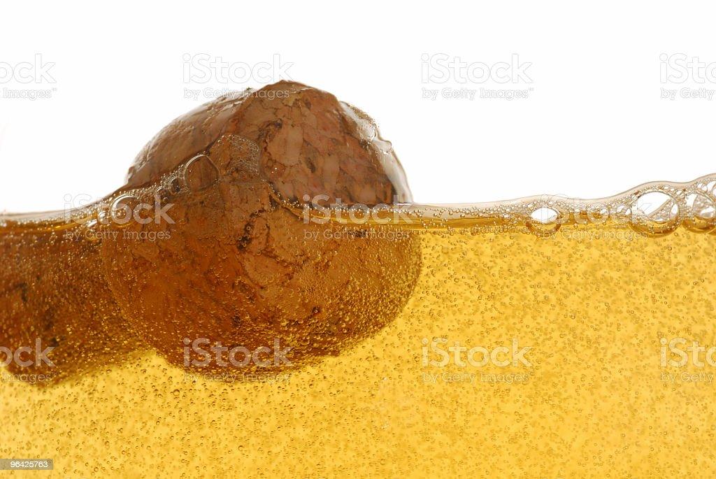 Cork stock photo