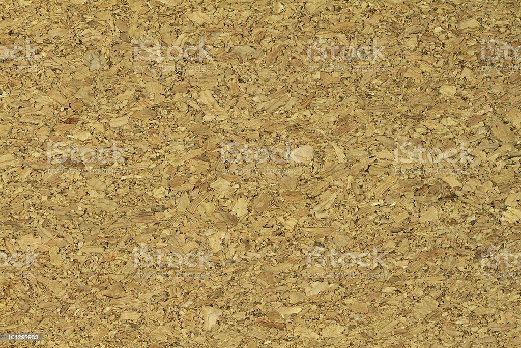 Cork sheet royalty-free stock photo