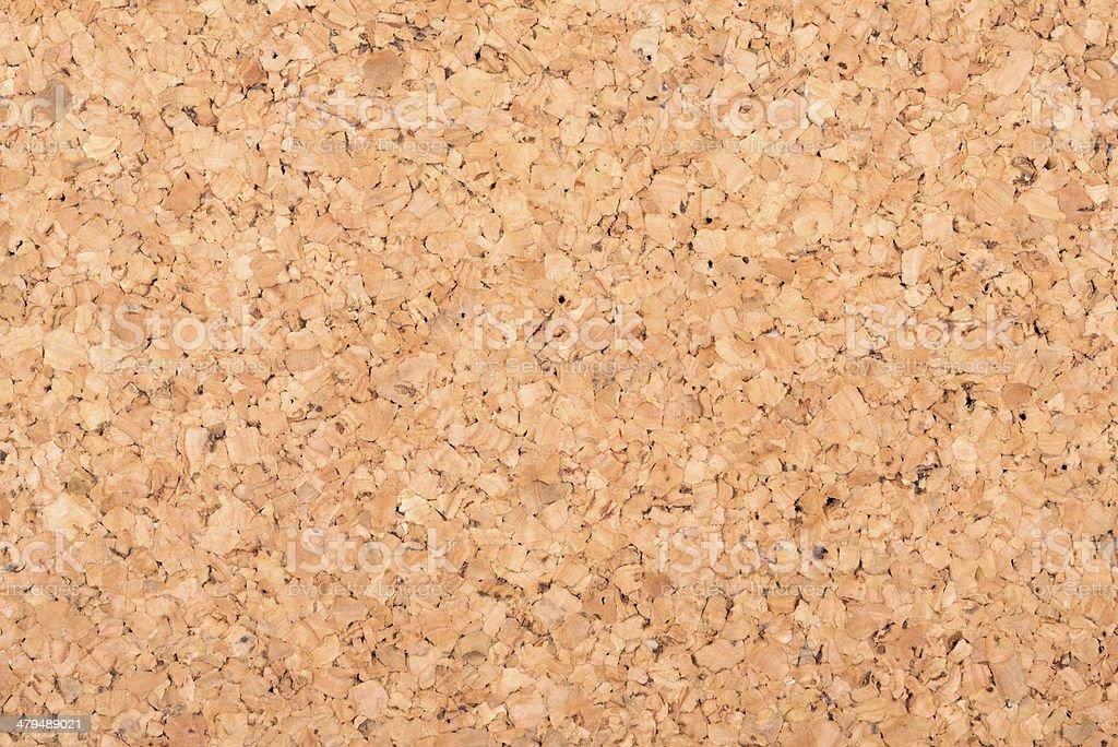 Cork texture stock photo