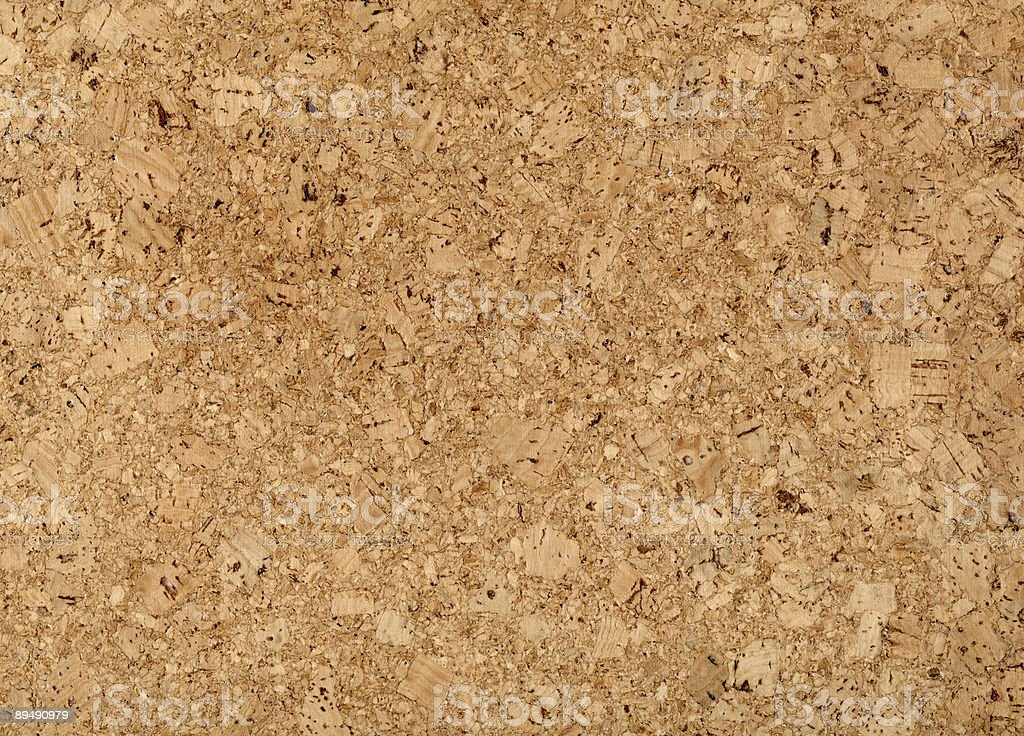 Cork texture royalty-free stock photo
