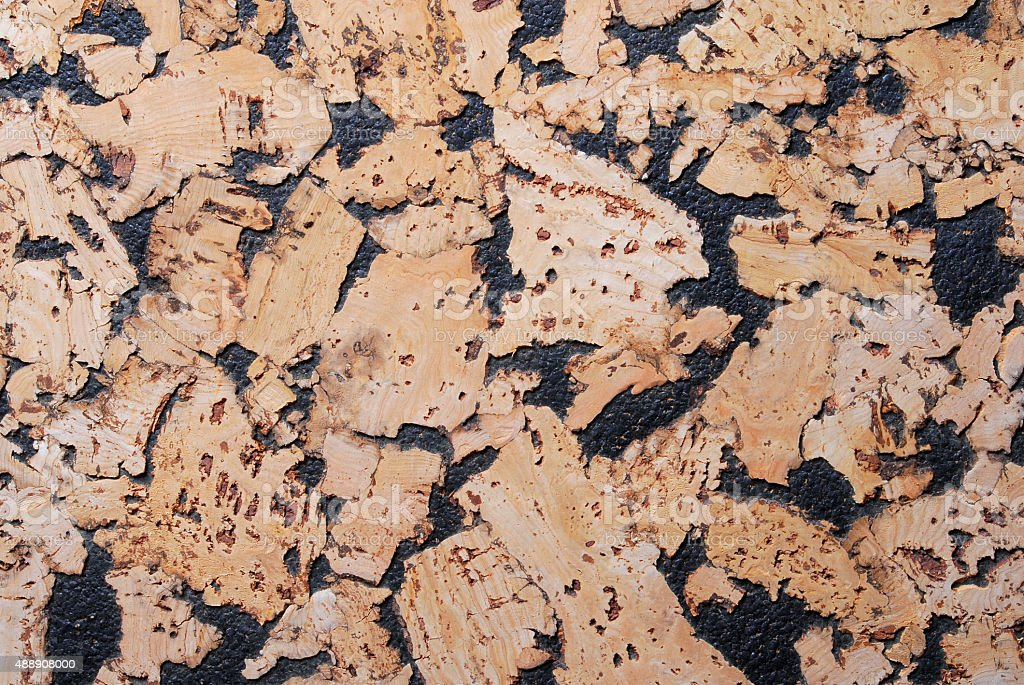 cork wallpaper texture stock photo