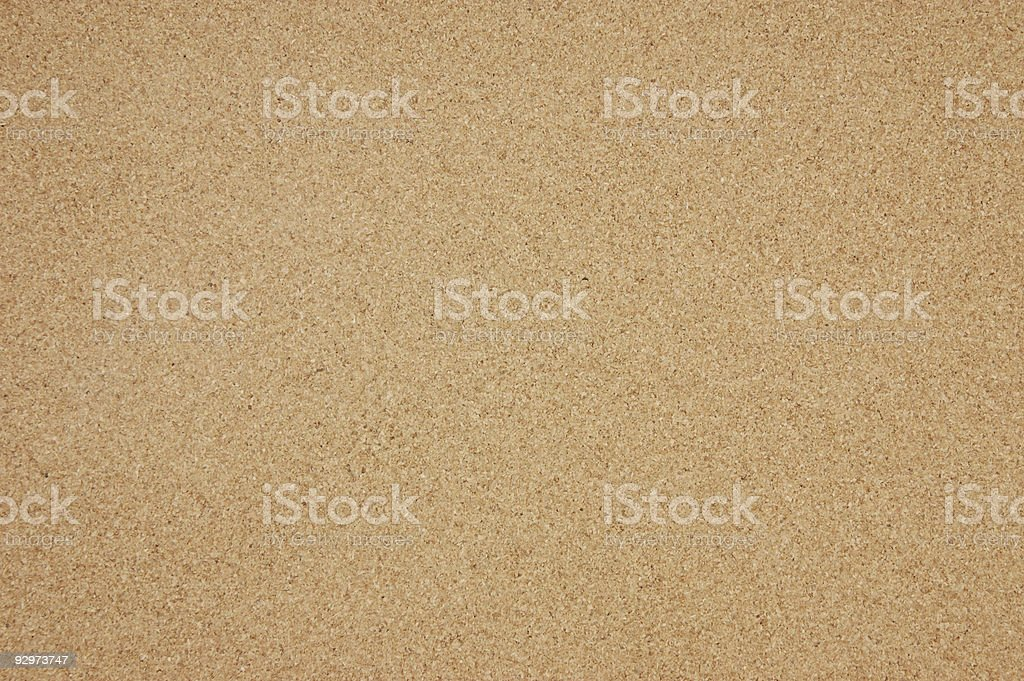 Corkboard background royalty-free stock photo