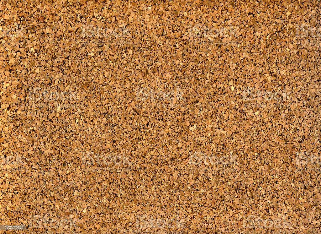 XXL Corkboard royalty-free stock photo