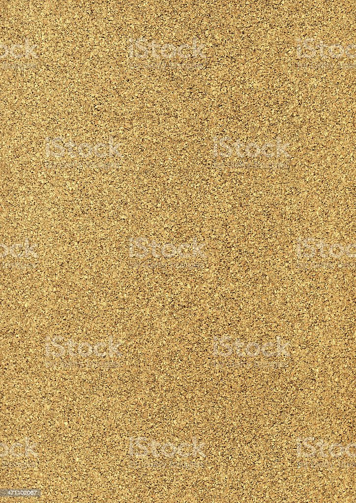 Corkboard royalty-free stock photo