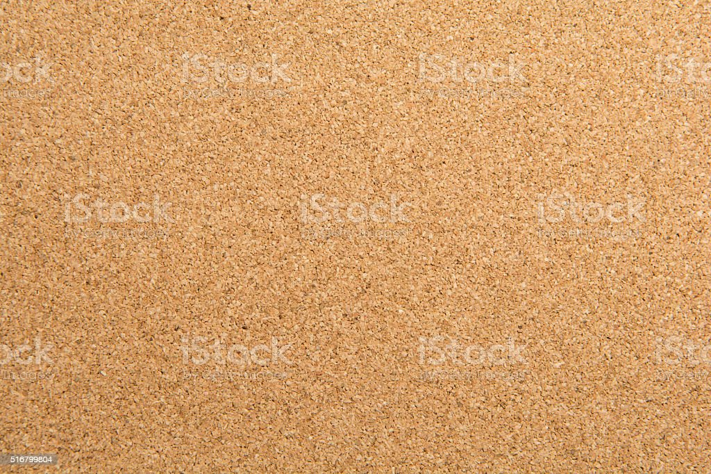 Corkboard (horizontal) stock photo