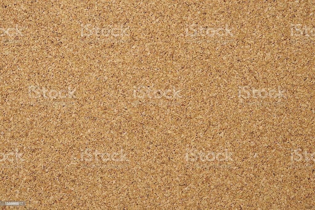 Corkboard texture background royalty-free stock photo
