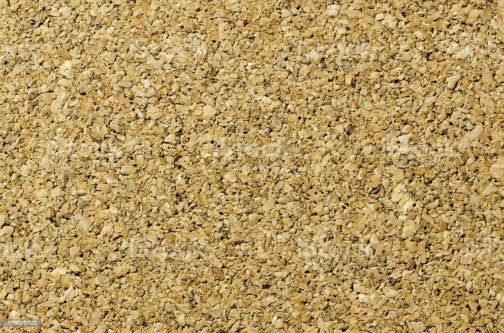 Corkboard texture. royalty-free stock photo