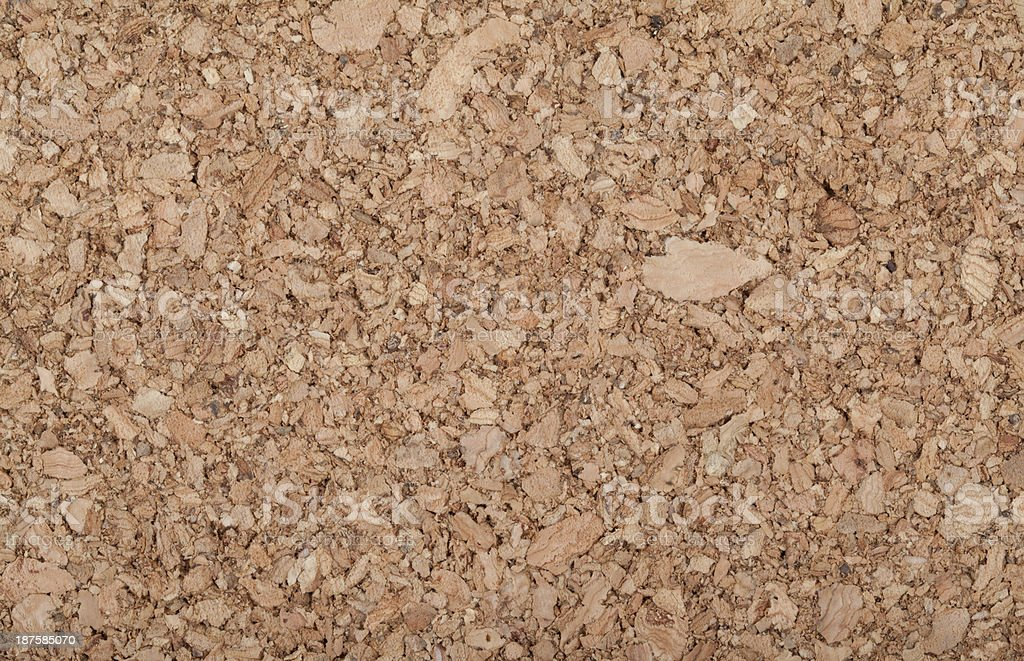 Corkboard Texture royalty-free stock photo