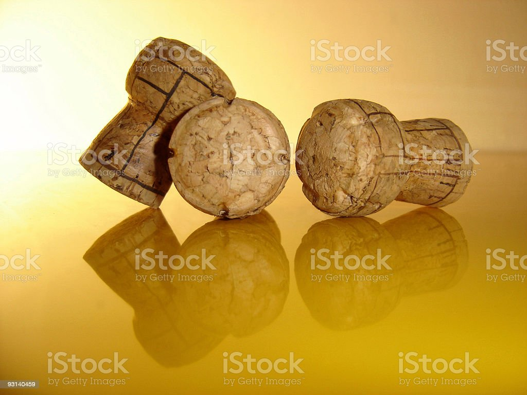 corks royalty-free stock photo