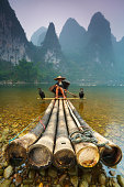 Cormorant Fisherman on the Li River
