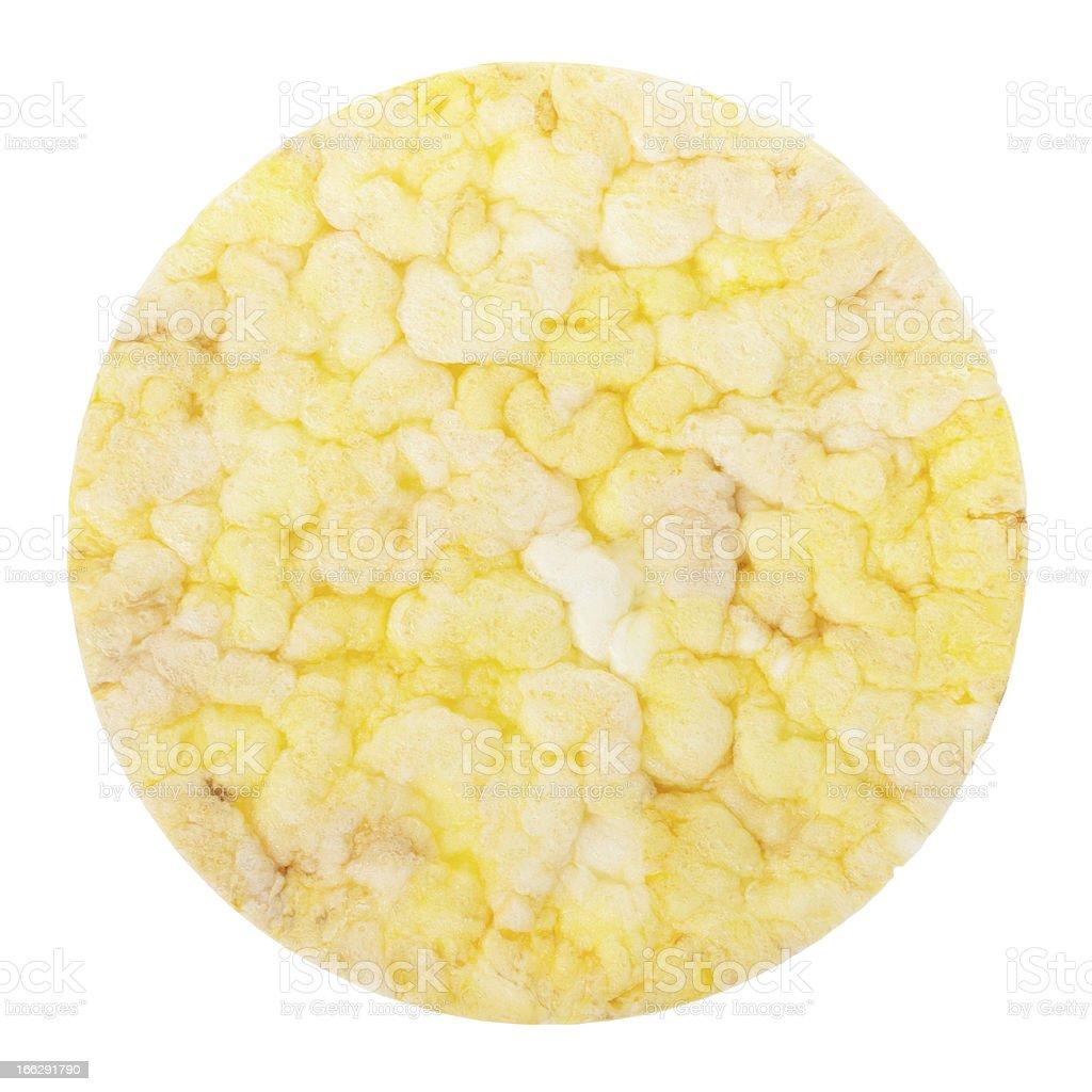 Corn cake royalty-free stock photo