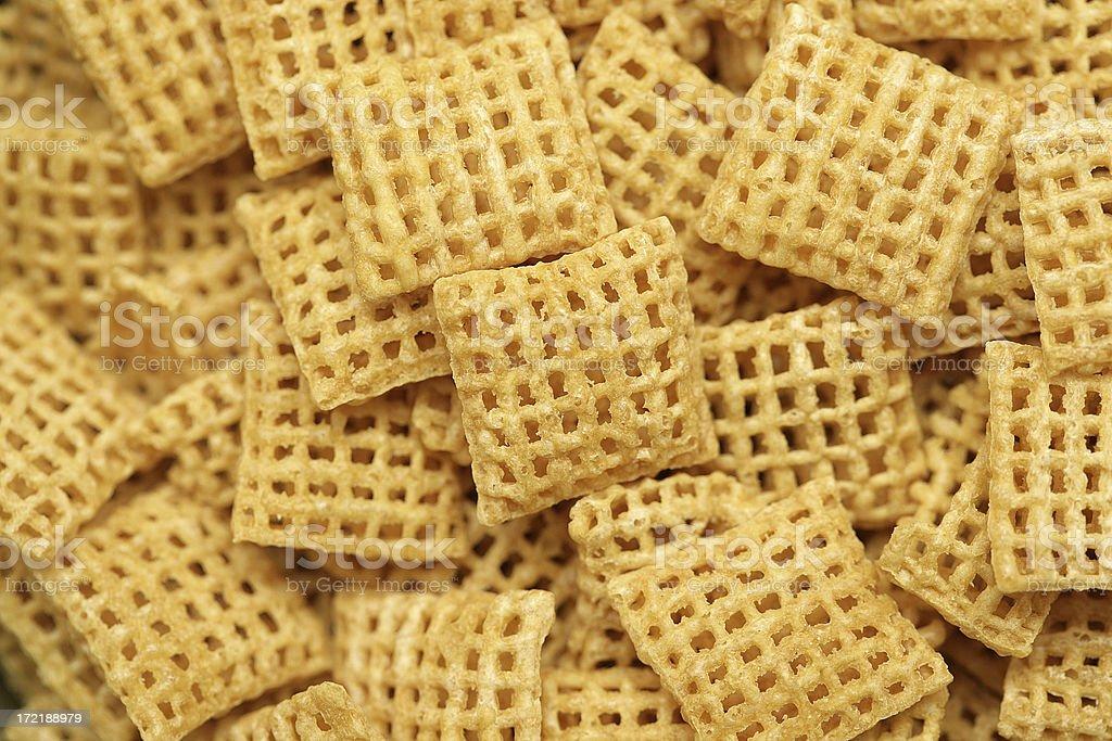 Corn Chex Cereal stock photo