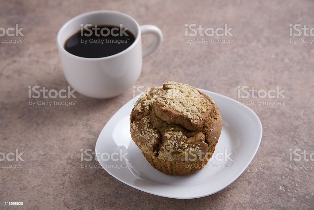 corn muffin stock photo