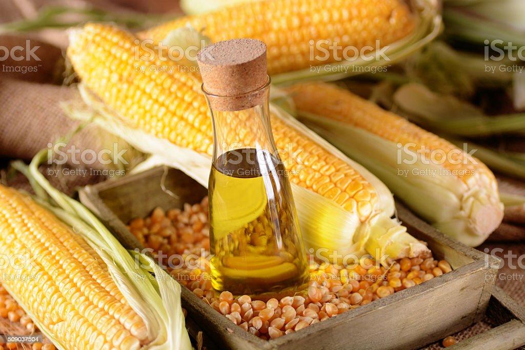 Как сделать кукурузное масло 264