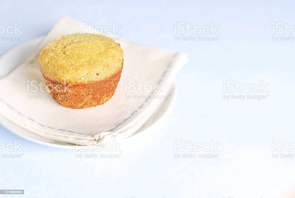 Cornbread Muffins stock photo