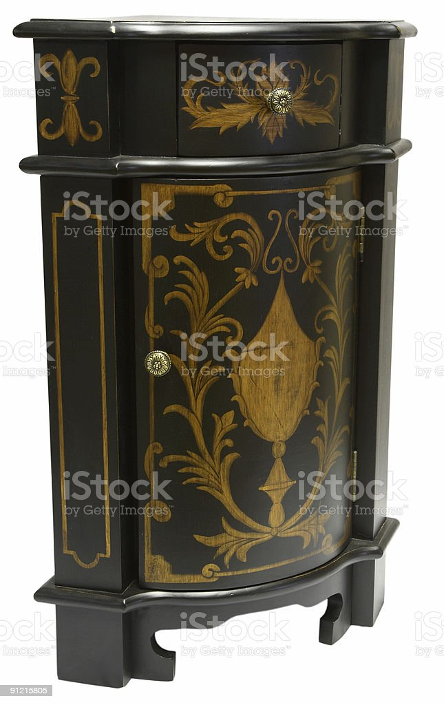 Corner Accent Table royalty-free stock photo