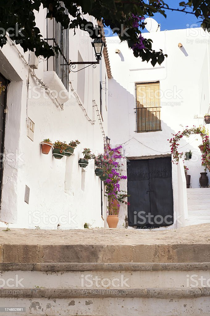 Corner of Andalusia stock photo