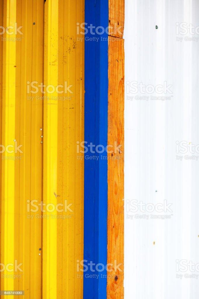 Corner stock photo