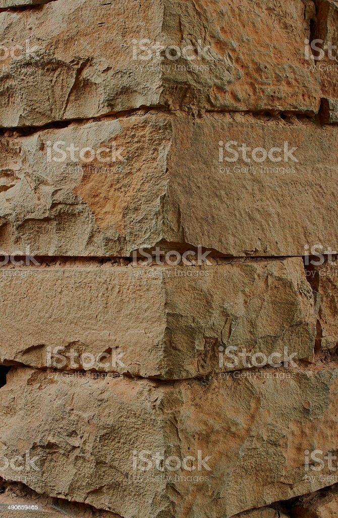 corner stone royalty-free stock photo