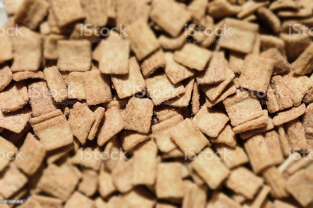 Cornflakes background stock photo