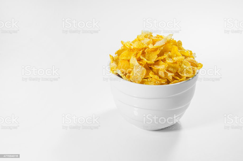 Cornflakes, Cereal royalty-free stock photo