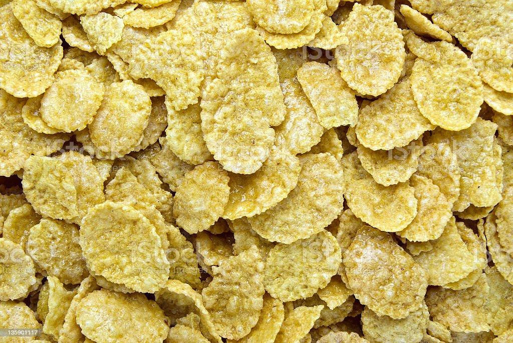 Cornflakes royalty-free stock photo