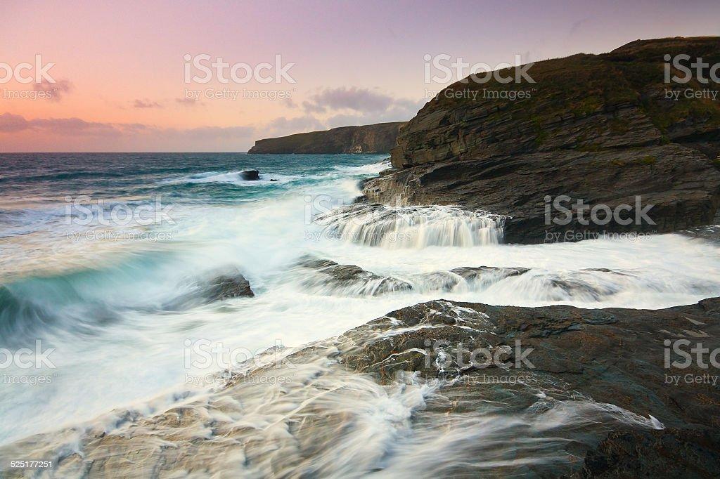 Cornwall, UK. stock photo