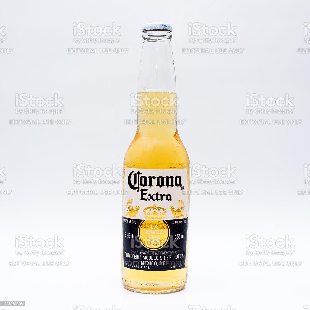 Corona Extra Beer. stock photo