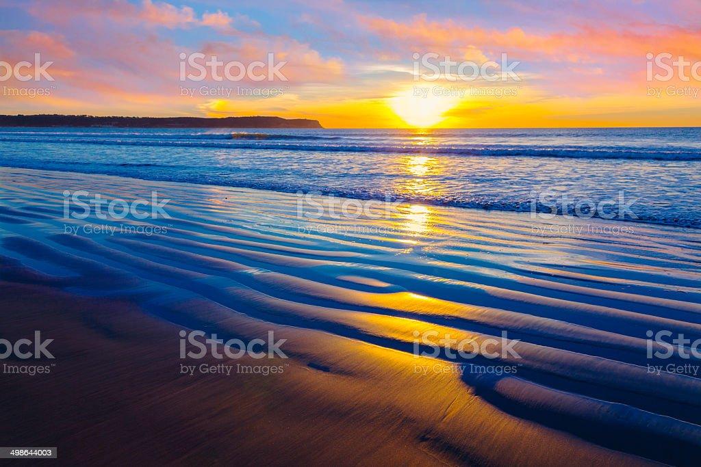 Coronado Beach, San Diego stock photo