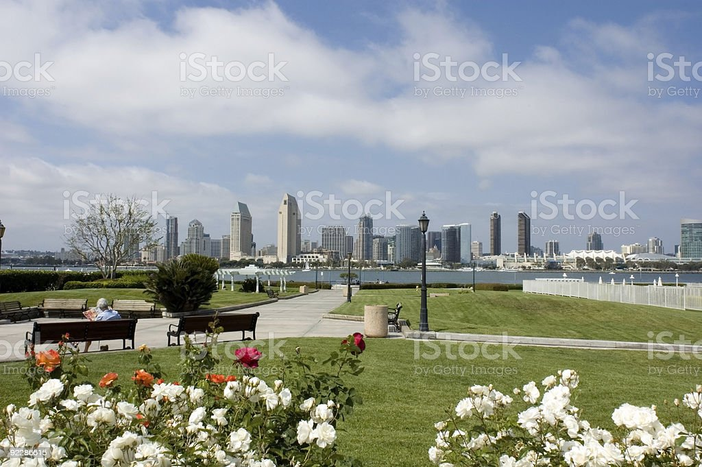Coronado Scenic royalty-free stock photo