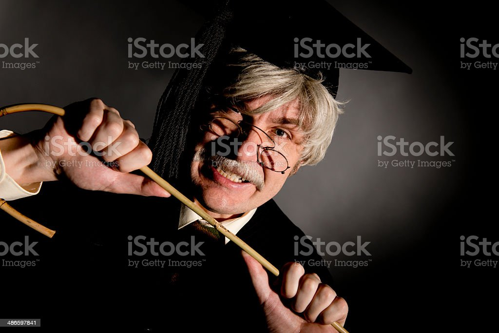 Corporal Punishment royalty-free stock photo