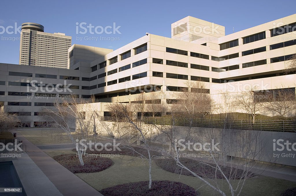 Corporate America - 1 stock photo