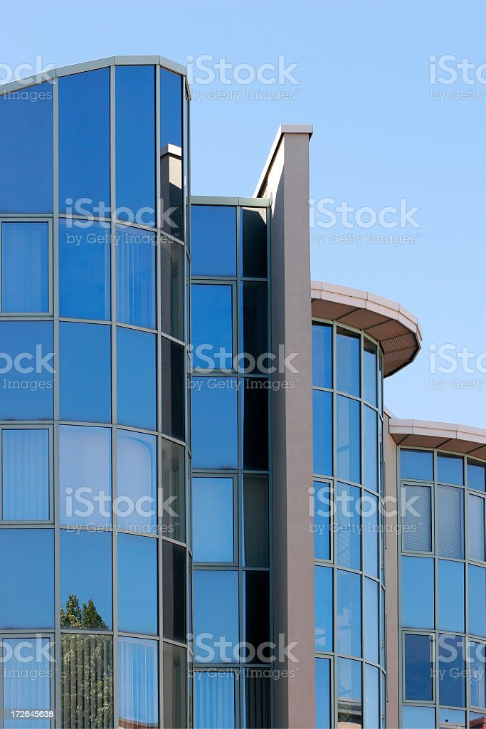 Corporate Architecture royalty-free stock photo
