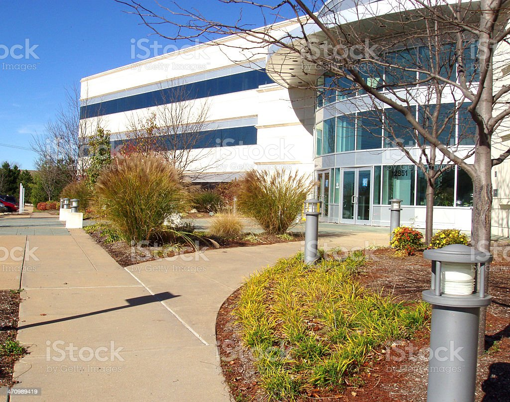 Corporate Building - Architechture royalty-free stock photo