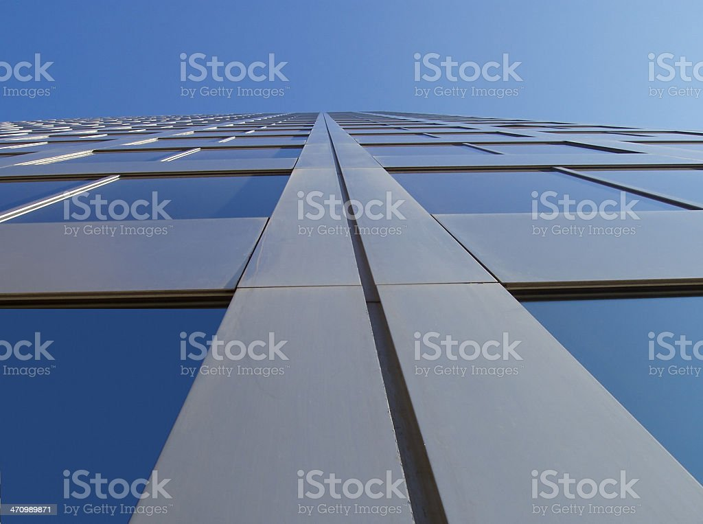 Corporate Building - City Architechture royalty-free stock photo